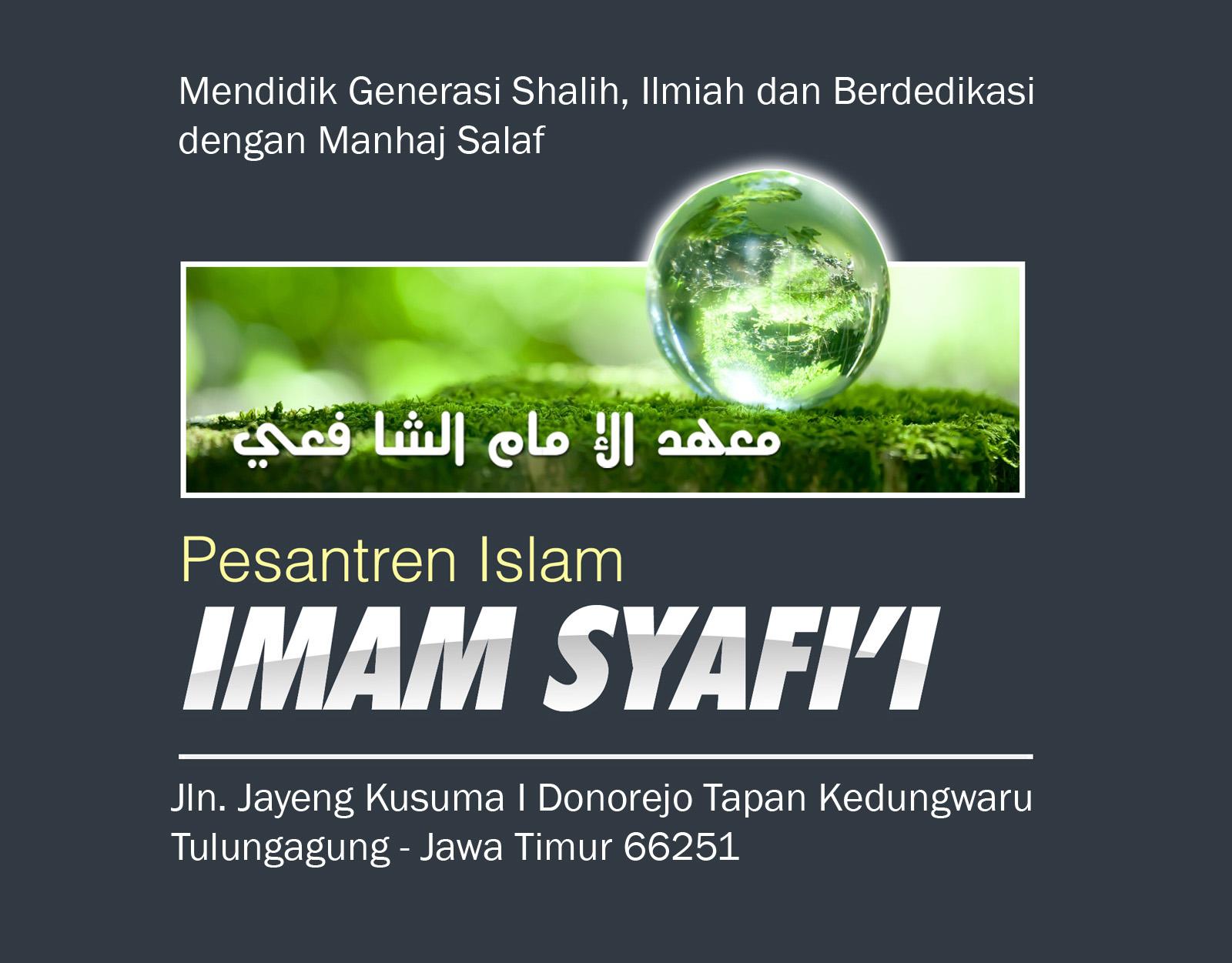 Ponpes Imam Syafi'i Tulungagung - Jawa Timur